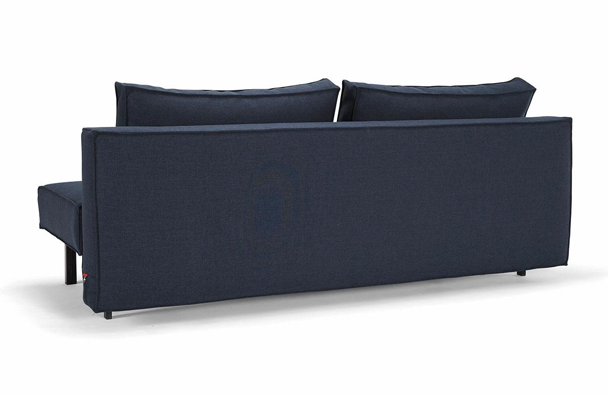 Sly bäddsoffa, dansk innovation! Snygg, minimalistisk och bekväm bäddsoffa med retrokänsla Välj